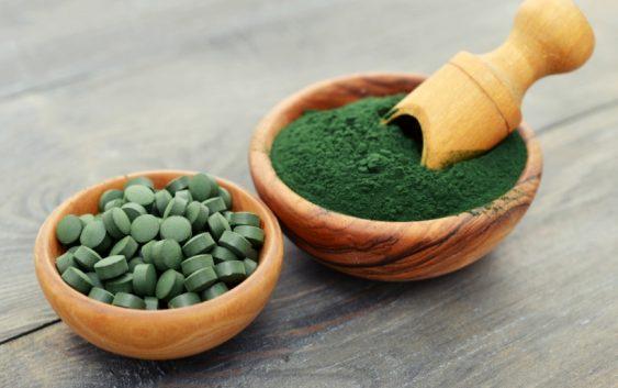 spirulina źródłem wielu substancji odżywczych