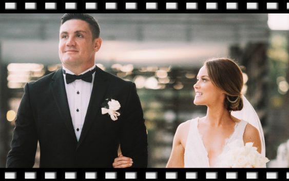 wideofilmowanie ślubne staje się coraz modniejsze