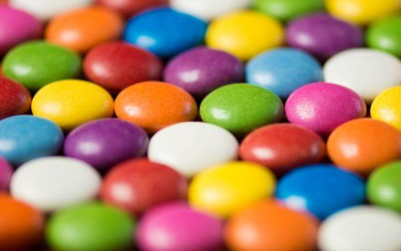 cukierki z nadrukiem