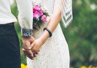 Właściwy strój na ślub